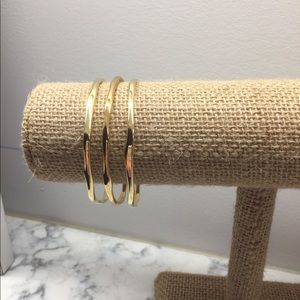 NEVER WORN Chloe + Isabel bangles